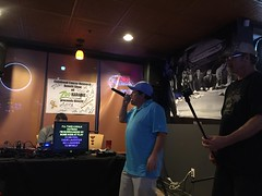 """Zoo Karaoke Childhood Cancer Research Show to benefit The Ronan Thompson Foundation - September 30, 2015 • <a style=""""font-size:0.8em;"""" href=""""http://www.flickr.com/photos/131449174@N04/21294299133/"""" target=""""_blank"""">View on Flickr</a>"""
