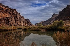 owyhee river-09-15-15-42 (Ken Folwell) Tags: landscapes rivers desert oregon canon5dii canon7dii landscape outdoor canyon river mountain