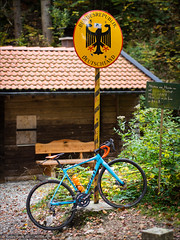 Grenzgnger (Torsten Frank) Tags: giant bayern deutschland tirol sterreich alpen fahrrad cyclocross gebirge allgu grenze radfahren bundesadler radsport ammergaueralpen allgueralpen crossrad cxploring tcxadvancedpro1