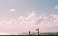 Katwijk Aan Zee (MartinBeckmann) Tags: ocean sea portrait west macro beach coast south north roadtrip zee olympus east clean burningman pancake 20mm 60mm katwijk moped nordsee omd aan markii rennrad pmi raodbike em5 em5ii