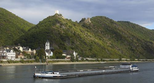 Castillos de Liebenstein y de Sterrenberg