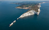 The Needles, Isle of Wight (Elm Studio) Tags: uk sea england copyright lighthouse monument chalk aerial isleofwight solent gb morgan needles microlight tennyson copyrighted gbr tennysondown jeffmorgan elmstudio jeffelmstudiocom wwwelmstudiocom 4407542933700