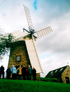 Oct 2005 Belper 08 Heage Windmill