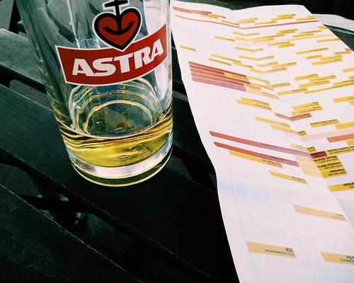 Astra la vista baby. Reeperbahn Festival 2015.
