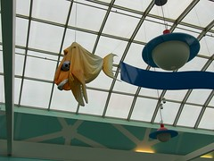 Food Court (Travis Estell) Tags: retail mall shoppingmall deadmalls deadmall cincinnatimills deadretail forestfairmall inflatablefish cincinnatimall deadshoppingmall forestfairvillage