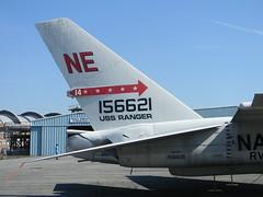 North American RA-5C Vigilante 156621 ESAM Schenectady NY (Todd_K) Tags: vigilante ussranger ra5c 156621