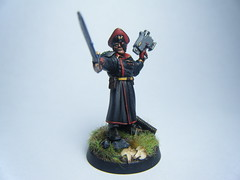 Commissar 2 (rickyfields76) Tags: commissar imperial citadel warhammer