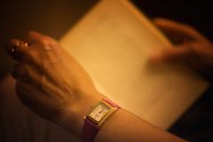 "Damenuhr Longines ""Dolce Vita"" (videamus) Tags: pink buch lesen book schweiz abend nikon reader swiss made makro edel stil d600 stilvoll damenuhr lederarmband"