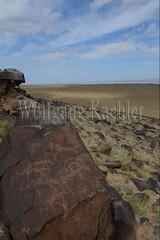 30095300 (wolfgangkaehler) Tags: old animal animals rock asian ancient asia desert mongolia centralasia petroglyph gobi blackmountains petroglyphs ibex mongolian gobidesert southernmongolia
