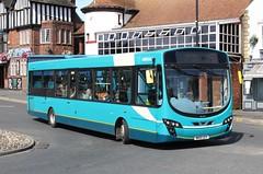 VDL SB200 Wright Pulsar (DennisDartSLF) Tags: bus whitby wright pulsar arriva vdl 1439 sb200 arrivadurhamcounty nk10cey