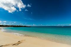 saint martin (MadmàT) Tags: trip saint martin island antilles caraïbes sunset sunrise beach cloud sky ocean sea caribbean