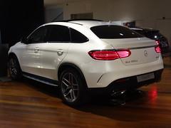 New Mercedes-Benz GLE Coup (harry_nl) Tags: 350d belgium belgi bruxelles mercedesbenz brussel coup gle 2015