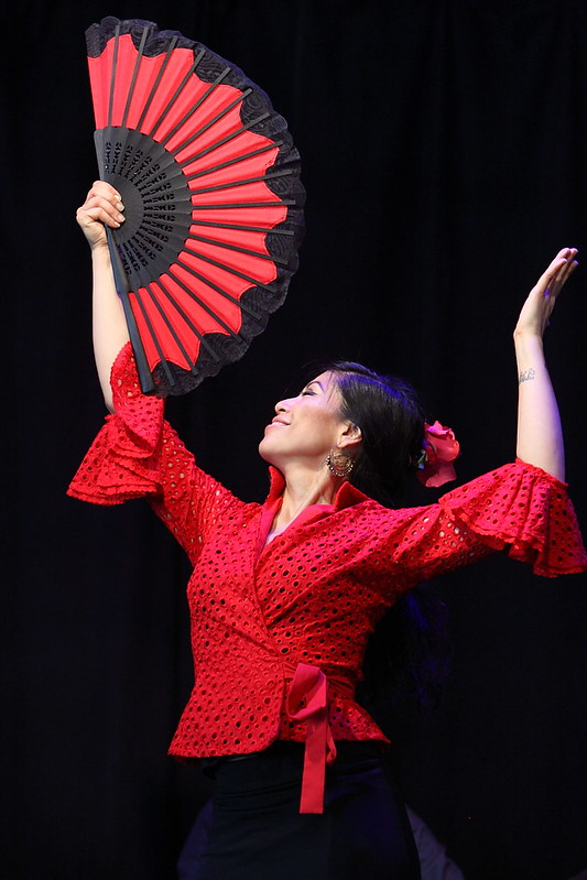 Performance Art and Learning Program Spring 2015: Caminos Flamenco