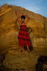 #OyMulher - 19 (Mattheus Len's) Tags: photo mulher negro fogo negra mo pele fora tempestade oya ians