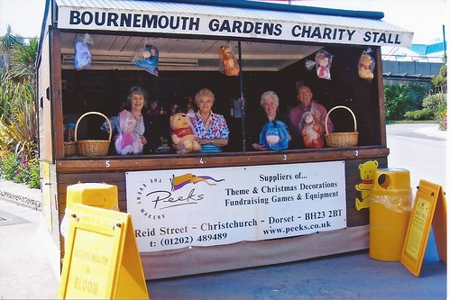 2010 Charity Stall - Maureen Fraser, Pat Howard, Winnie & Andre Thomas by Rad Howard