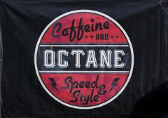 C&O banner (Light Orchard) Tags: auto old atlanta classic cars car bike vintage automobile antique voiture motorbike cycle motorcycle restored motor motorbyke byke caffeineoctane bruceschneider 2015lightorchard