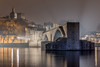 Ze Avignon Bridge (Greg Padawan) Tags: bridge night paca pont avignon nuit vaucluse rhone longuepose