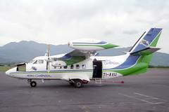 TI-AVU LET L-410-UVP-E Aero Costasol (pslg05896) Tags: costarica let sjo l410 mroc sanjosejuansantamariaairport tiavu aerocostasol