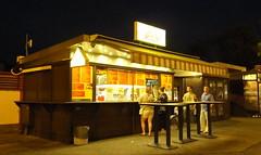 Go-Go Hami, Újpest, Budapest (Moldovia) Tags: street city food night hungary district capital fastfood budapest queue takeaway afterdark customers magyarország bridgecamera újpest fujifilmfinepixhs50exr