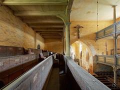 Evangelische Kirche L. 6 (Moddersonne) Tags: lost place urbex verlassen abandoned decay kirche evangelisch polen wallfahrer
