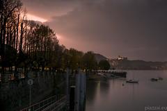 Lungolago Arona 26.10.16-0002 (Maurizio Piazzai) Tags: arona castellodiangera lago lagomaggiore lungolago