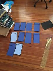 Bookbinding Process Photos (anselm23) Tags: book books bookbinding design creativity modpodge makingbooks making paperplay paper cardboard cardstock glue bookmaking handmadebook
