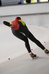 A37W0424 (rieshug 1) Tags: speedskating schaatsen eisschnelllauf skating nkjunioren knsb nkjuniorenallroundafstanden afstanden allround 50010001500massstart demeent alkmaar sportcomplexdemeent juniorenb ladies dames 3000m