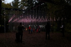 2016 - 14.10.16 Enchanted Forest - Pitlochry (31) (marie137) Tags: enchanted forest pitlochry mobrie137 scotland lights music people water reflection trees shows food fire drink pit patter shapes art abstract night sky tour family walk path bells smoke disco balls unusual whisperer bridge wood colour fun sculpture day amazing spectacular must see landscape faskally shimmer town
