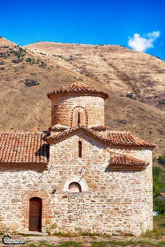 Βυζαντινός Ναός Αγίου Γερμανού.