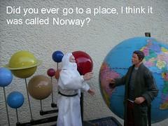 Norway? (John Chanaud) Tags: thehitchhikersguidetothegalaxy arthurdent slartibartfast