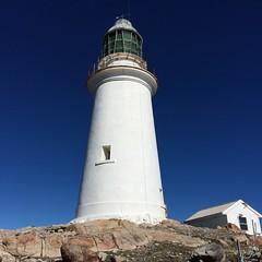 Deal Island Lighthouse.