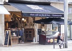 Bakery (haberlea) Tags: tours touraine leboulanger boulangerie bakery bread street shopping shop