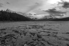 View from Maligne Lake (Len Langevin) Tags: jasper national parkalbertacanadamaligne lake rocky mountains rockies landscape nikon d300s tokina 1116