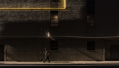Passing (Several seconds) Tags: alley morninglight yellowpipe up raking