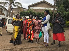 Relatives from Kagamega