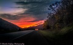 lansing sunset (1 of 1)-4 (decorahman) Tags: 2016hwy9 lansingsunset sunset lansing iowa ia allamakeecounty canon70d ef 24105 f4l lightroomcc sky skyline diftless plain mississippiriver