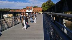 20160930-20160930_124735 (BEH61) Tags: bridges haidplatz regensburg spatzierezone locks love padlocks bayern germany