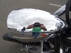 Motorcycle, Junction One Antrim, September 2016 (nathanlawrence785) Tags: motorcycle harley davidson antrim junction one j1 iveco mcburney bondelivery bam fp mccann plant tipper volvo digger bulldozer cat caterpillar glarryford doubling 2016