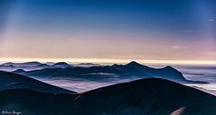 Snowdonia To The Lln Peninsula (Paul Sivyer) Tags: snowdonia paulsivyer wildwalescom sunset