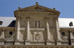 Site royal de Saint-Laurent-de-l'Escurial - Basilique (Fontaines de Rome) Tags: site royal saintlaurent saint laurent escurial philippe ii juandeherrera juan herrera basilique