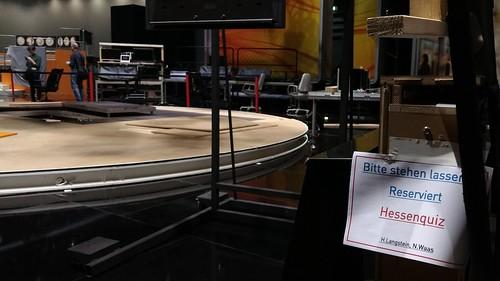 Hessenquiz im HR-Studio