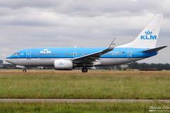 KLM --- Boeing 737-700 --- PH-BGE (Drinu C) Tags: adrianciliaphotography sony dsc hx100v ams eham plane aircraft aviation 737 klm boeing 737700 phbge
