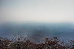 Rabun Bald (as seen through wildfire smoke) (codywellons) Tags: rabun bald wildfire mountain smoke georgia outdoors hiking fall north