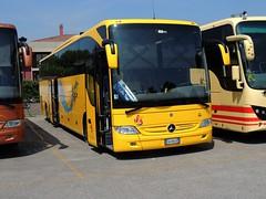 DSCN6371 Autonoleggio Tiziano S.N.C. Di Veronesi Gabriele & C, Castelnuovo Del Garda EW-888GB (Skillsbus) Tags: buses coaches italy autonoleggio tiziano mercedes tourismo