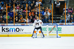 "Missouri Mavericks vs. Ft. Wayne Komets, November 12, 2016, Silverstein Eye Centers Arena, Independence, Missouri.  Photo: John Howe/ Howe Creative Photography • <a style=""font-size:0.8em;"" href=""http://www.flickr.com/photos/134016632@N02/30869273442/"" target=""_blank"">View on Flickr</a>"