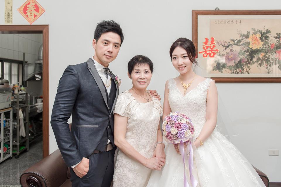 台南婚攝 婚禮紀錄 情定婚宴城堡 C & M 054