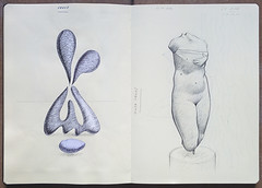 Venus (Richard Alen) Tags: drawings dibujos venus arte art richardalen moleskine