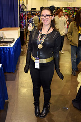 Catwoman cosplay at Rhode Island Comic Con 2016 (FranMoff) Tags: catwoman rhodeislandcomiccon costume flickr cosplay cosplayer 2016 ricc