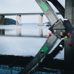 (pytzcarraldo) Tags: bridge sweden stockholm water square