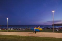 Bondi Beach (WE-EF LIGHTING) Tags: bondi beach nsw light culture 2016 pathway footpath rmt320 s70 rmt30 street streetlight pole mounted weef lighting
